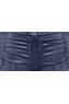 Holi Glamour blue drawstring shorts