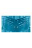 holi glamour dusk blue drawstring shorts