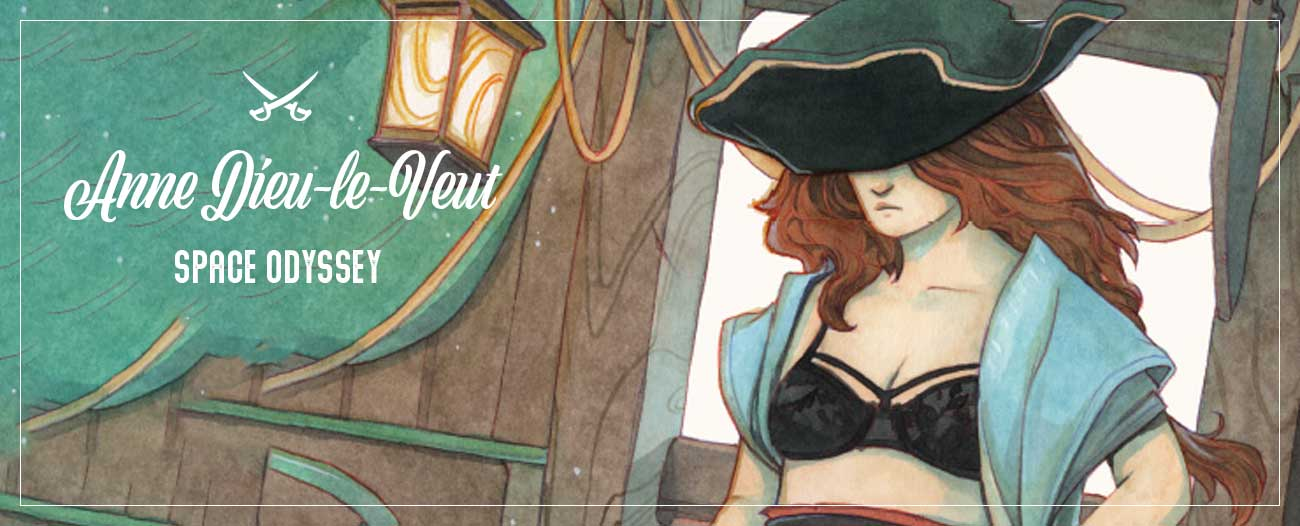 FW21 collection inspired by Anne Bonny header banner