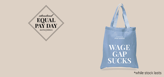 marlies dekkers equal pay day free bag banner mobile