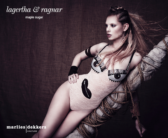 online lookbook lagertha & ragnar