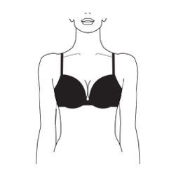 What is a super push up bra