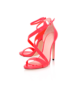 Style Triangle Rosy Coral shoes