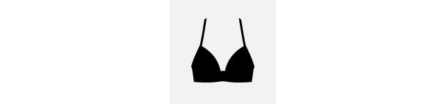 marlies dekkers bralette bikini top