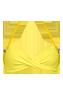 holi gypsy ecstatic yellow plunge balcony bikini top
