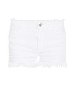 Style oriental morphosis Indian Azalea shorts