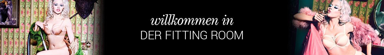 willkommen in der marlies dekkers fitting room