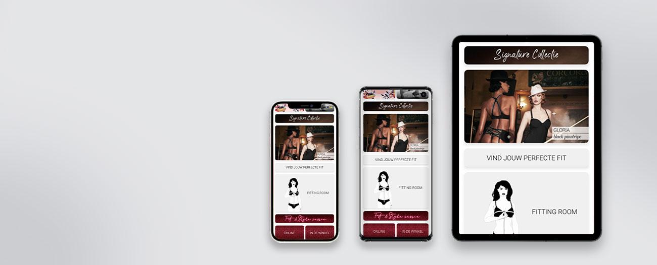 Marlies Dekkers app