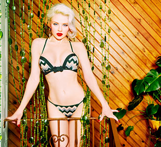 'SS19 style collection marlies dekkers