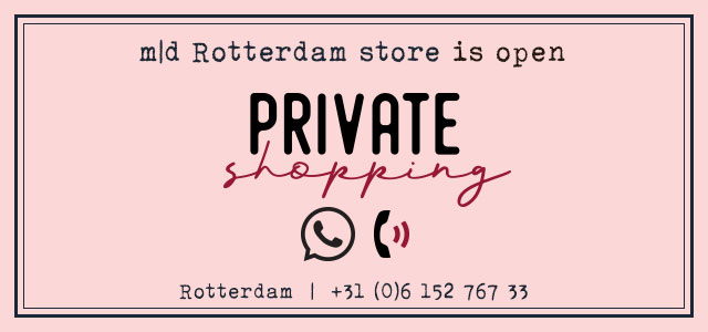 private shopping marlies dekkers rotterdam banner mob