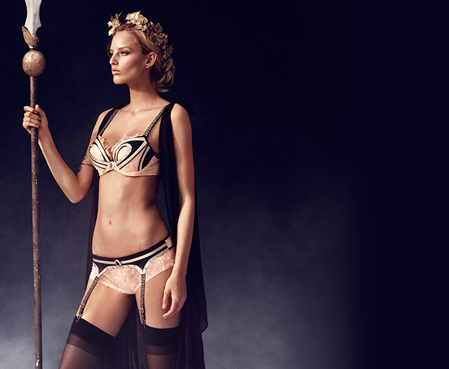 fall winter 16 marlies dekkers lingerie collection