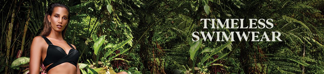 header banner signature swimwear