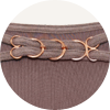 style manjira taupe moonstone details