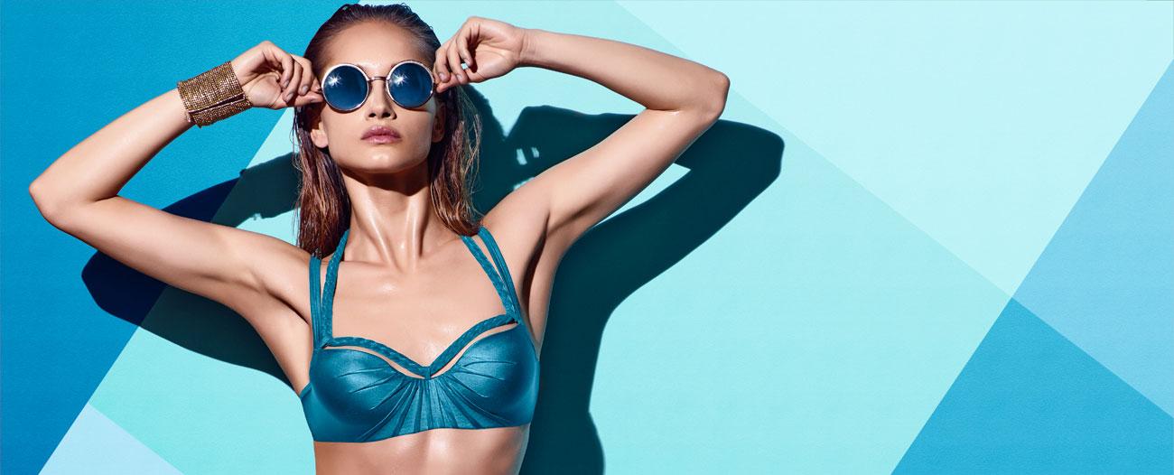 swimwear holi glamour dusk blue