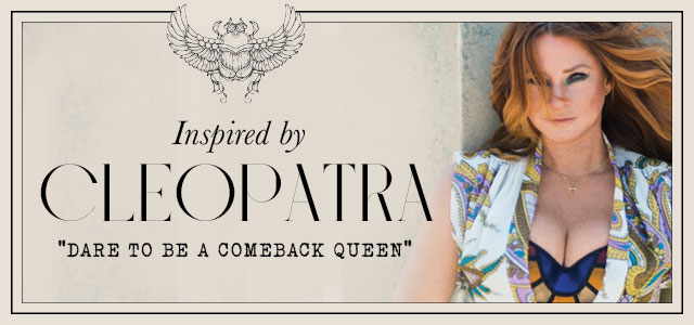 S21 collection Cleopatra header banner mobile