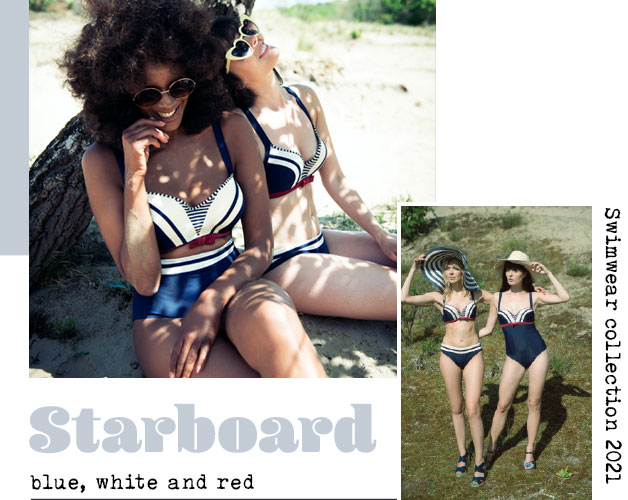 swimwear collection starboard SS21
