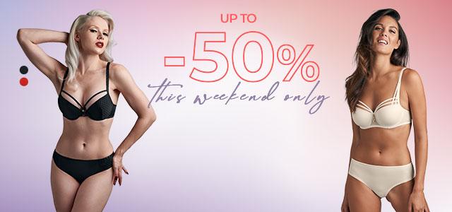marlies dekkers ss21 sale weekend special shopbanner mobile