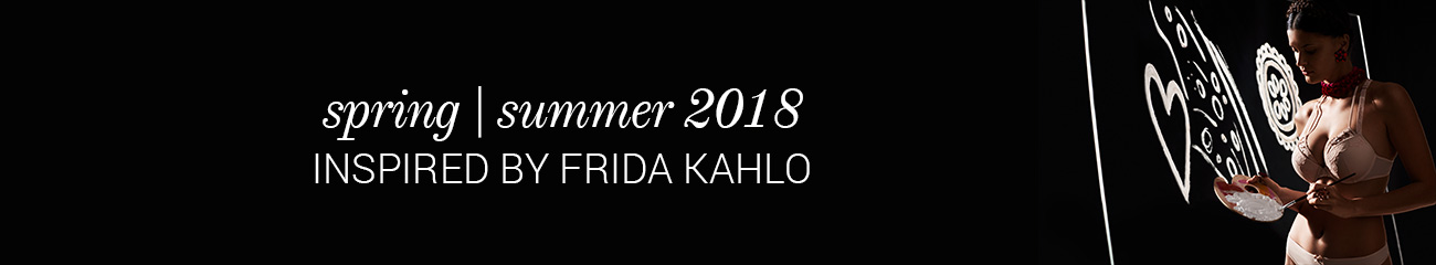 SS18 collection Frida Kahlo