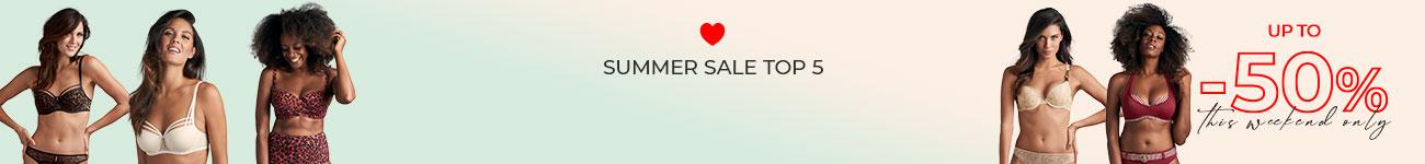 marlies dekkers ss21 sale weekend special shopbanner desktop