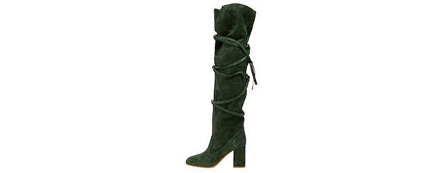 style collection gloria scarab green plaid FW21