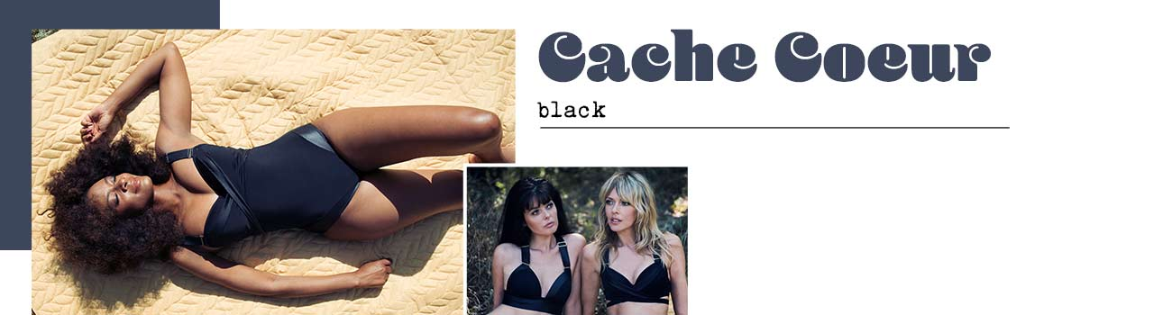SS21 swimwear collection Cache Coeur