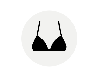 marlies dekkers triangle bikini top