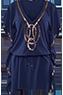 Puritsu Blue Kaftan