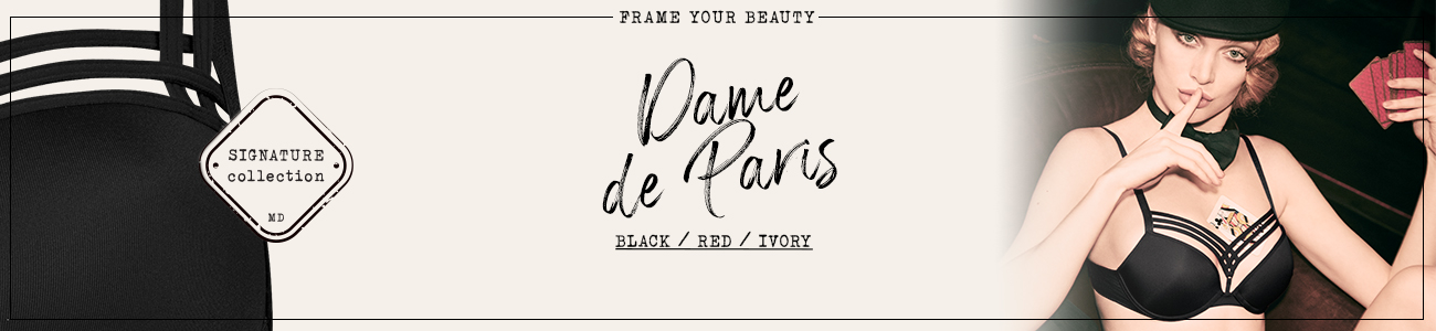 signature collection Dame de Paris