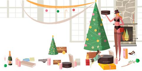 marlies dekkers holiday giftshop