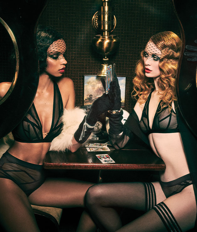 lingerie collection the illusionist fw20