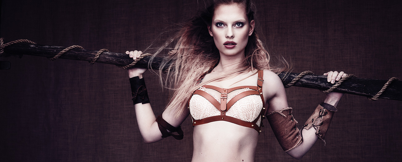 Marlies Dekkers Couture Earl Lagertha