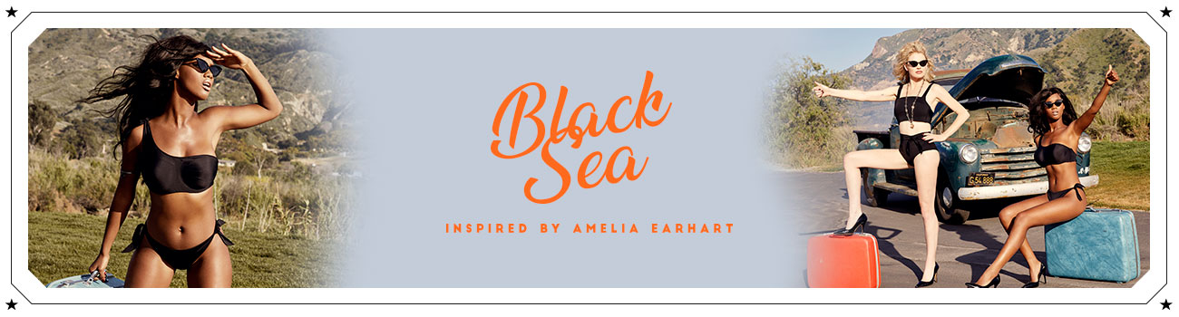 SS20 collection Black Sea header banner