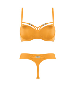 Style lingerie collection Free Love Kumquat Orange SS20