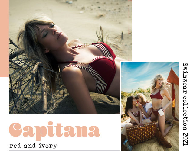 swimwear collection Capitana SS21