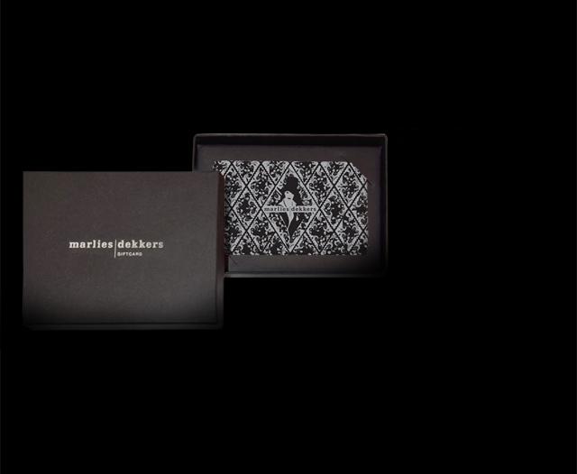 marlies dekkers gift card
