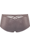dame de paris plum truffle 12 cm brazilian shorts