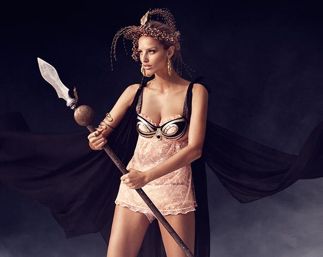 Couture Pallas Athena