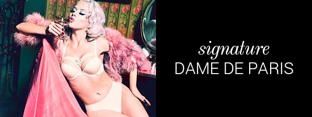 signature collection Dame de Paris