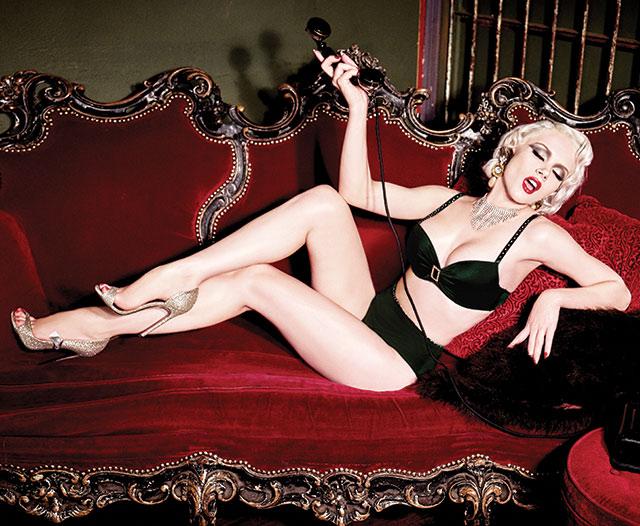 marliesdekkers Emerald Lady black slider mobile