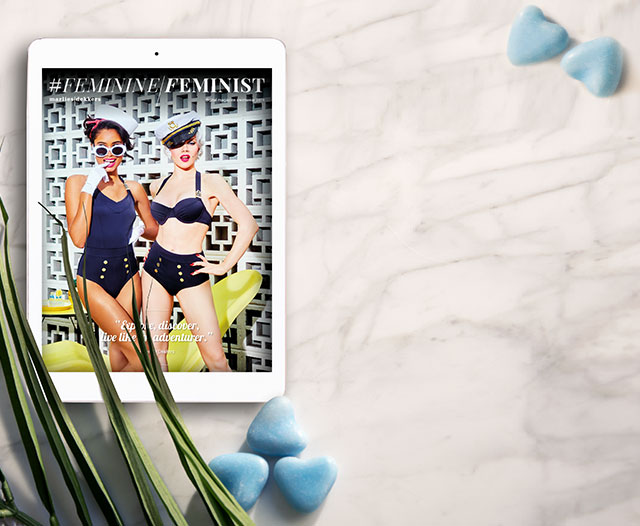 marliesdekkers digital swimwear magazine ss19
