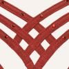 Style Dame de Paris Firebird Red details