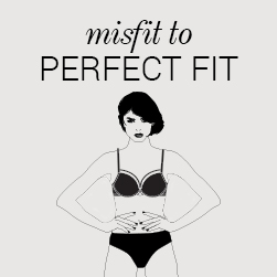 Marlies Dekkers misfit to perfect fit